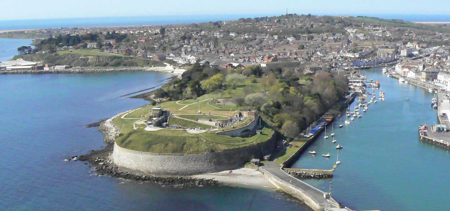 Nothe Fort - Weymouth's stunning Historic Sea Fort on the Jurassic ...